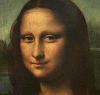 Мона Лиза вовсе не улыбается