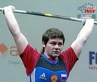 Россияне стали чемпионами Европы в тяжелой атлетике