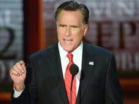 Обама против Ромни