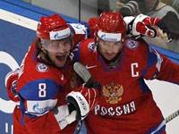 Российские хоккеисты играют без промахов