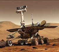 Марсоход Спирит вышел из строя