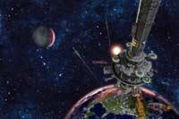 Первый космический лифт