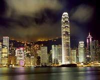 Супервулкан на месте Гонконга