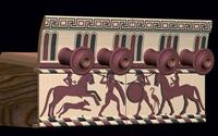 Археологи нашли здание-конструктор 6 века до н.э.