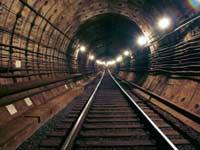 Тоннель под Беринговым проливом
