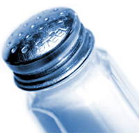 Запущена общенациональная добровольная программа по сокращению соли в продуктах