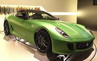 Ferrari представит гибридный автомобиль
