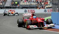 Формула-1 в Валенсии