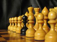 Русские шахматистки лидируют на Олимпиаде