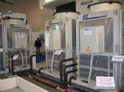 Модульные холодильные центры DOMINO