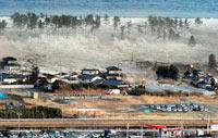 Японию штормит