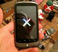 Nexus One - угроза на рынке Droids?
