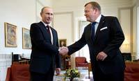 Дания и Россия стали близкими друзьями