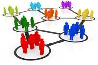 Нейронная сеть социальной активности