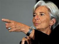 Лагард выбрали главой МВФ