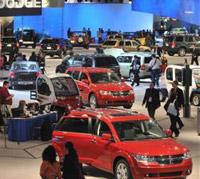 Сегодня начался Detroit Auto Show 2010