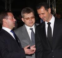 Итоги визита Медведева в Сирию