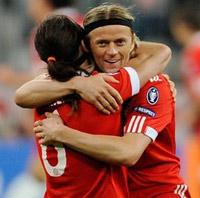 Начался четвертьфинал футбольной Лиги чемпионов
