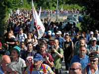 Италия протестует