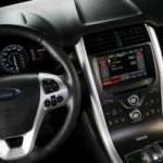 Ford выпускает Myford Touch