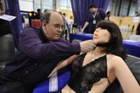 """""""Roxxxy"""" первый секс-робот в мире"""