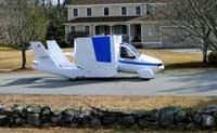 Первый самолетоавтомобиль