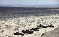 Аральское море терпит тяжелейшую экологическую катастрофу