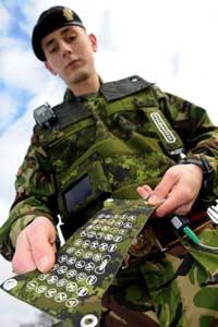 Новое слово в одежде военных