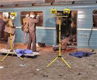 Терракты в московском метро