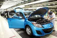 Mazda переезжает во Владивосток