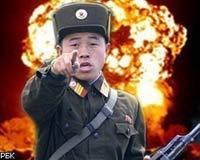 Пхеньян бряцает оружием.