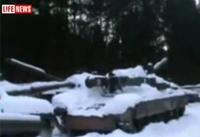 200 русских танков найдены брошенными в лесу