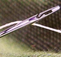 Изобретена новая модель иголки
