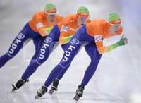ЧМ по конькобежному спорту