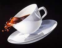 Как не пролить кофе