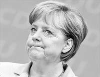 Меркель не пускали в Иран