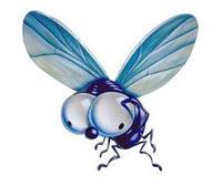 Военные против мух
