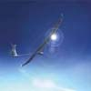 Солнечный самолёт оторвался от Земли