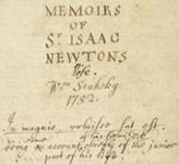 Исаак Ньютон выходит в Сеть