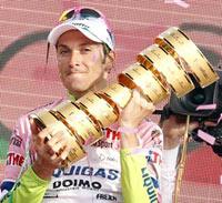 Итоги велогонки Джиро Д.Италия