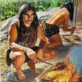 Меню древних людей