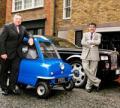 Самый маленький автомобиль в мире вновь отправится в путь