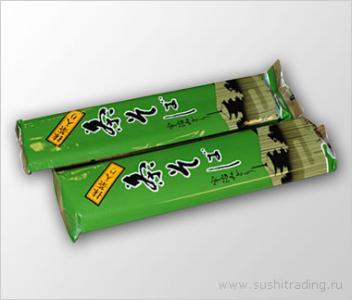 Лапша зеленый чай