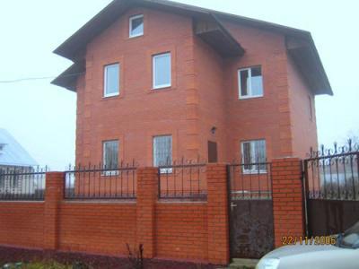 Дом на Симферопольском шоссе