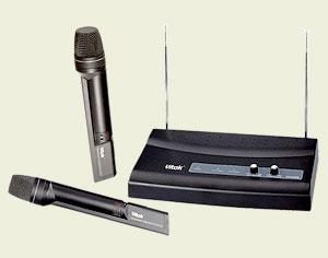 Набор беспроводных микрофонов