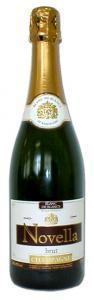 Шампанское белое брют НОВЕЛЛА блан де блан