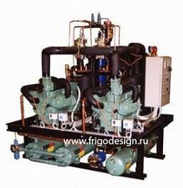 Сверхнизкотемпературные агрегаты