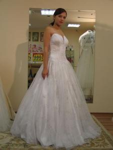 Свадебное платье модель К 11