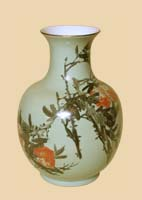 Фарфоровая ваза Китай