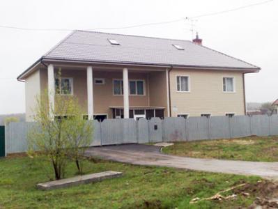 Дом Симферопольское шоссе